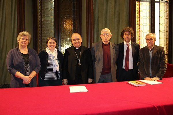 Firma protocollo intesa Emporio della Solidarietà Alba
